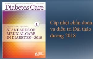 Cập nhật chẩn đoán và điều trị Đái tháo đường 2018